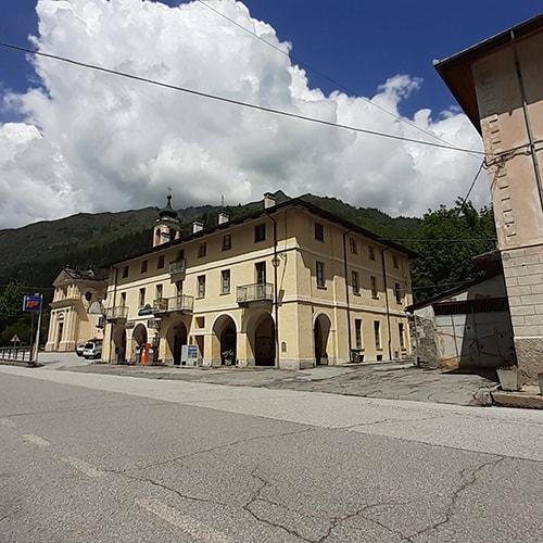 Museo della Canapa e del Lavoro Femminile Prazzo