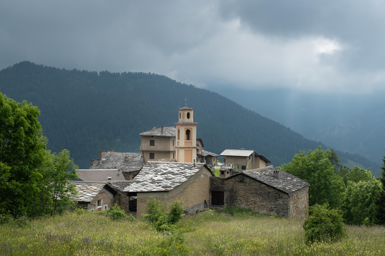 Sentiero degli Acciugai Valle Maira