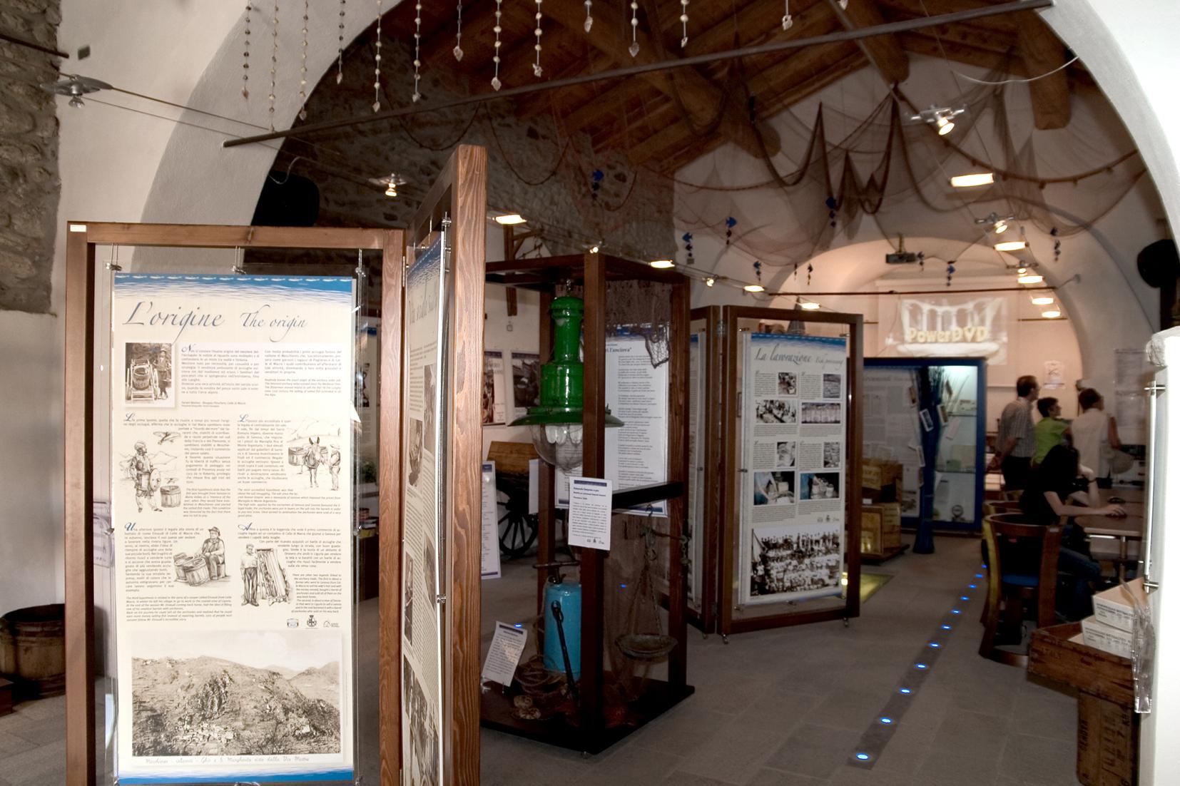 Interno Museo Seles