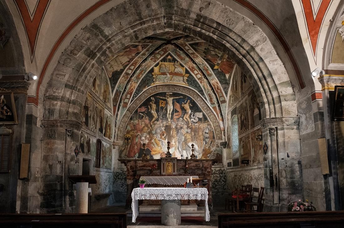 Ad Elva sabato 5 giugno 2021 inizieranno le visite guidate alla Chiesa Parrocchiale