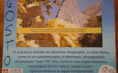 """Proiezione del film a San Damiano Macra """"MURE DE MAIRO- Volti della memoria in Valle Maira"""""""